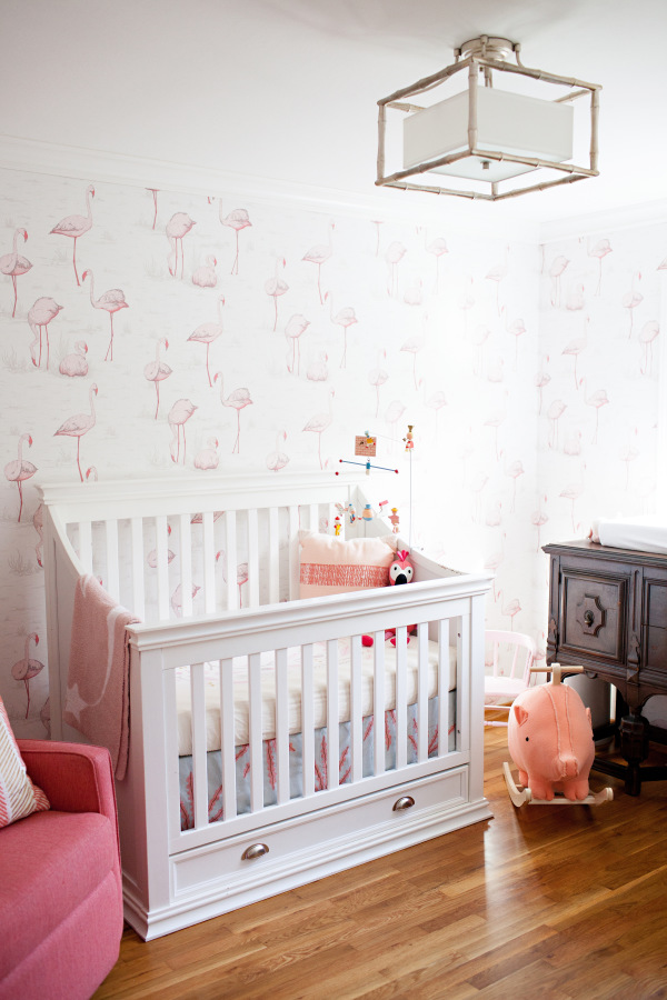 From Wallpaper To Adorable Wall Decor There Are An Abundance Of Flamingo Accents Add The Finishing Touches Your Room